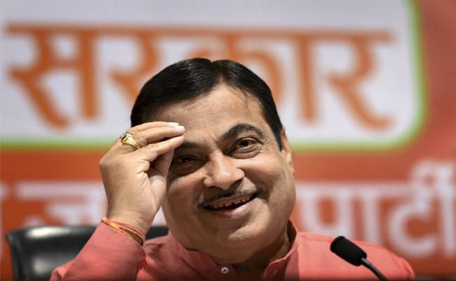 Nitin Gadkari Says Even My Car Was Fined In Mumbai - Sakshi