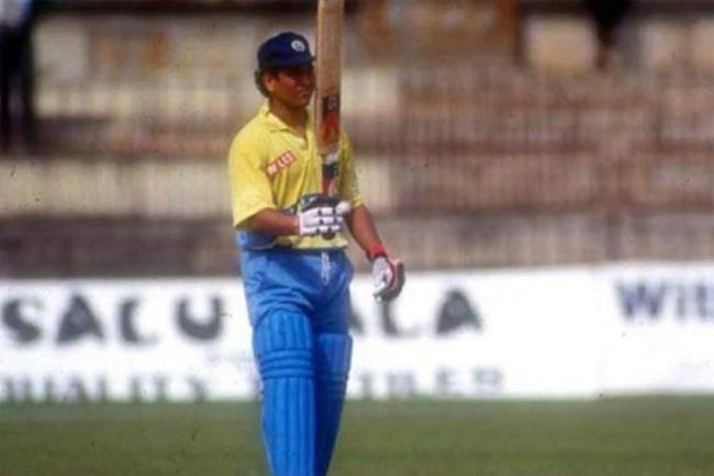 Sachin Tendulkar Scored His First ODI Hundred on This Day - Sakshi