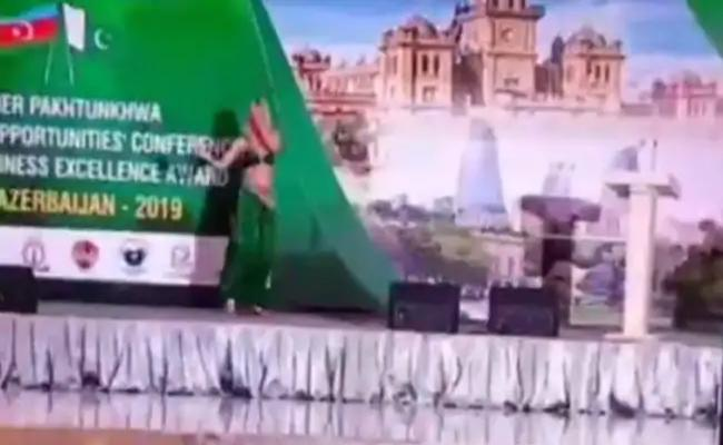 Belly Dancers At Pakistan Investment Meet In Baku - Sakshi