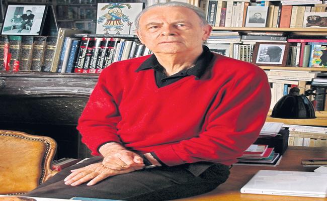 Great Writer Patrick Modiano - Sakshi