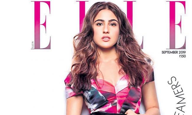 Sara Ali Khan says this on working with Imtiaz Ali and David Dhawan - Sakshi