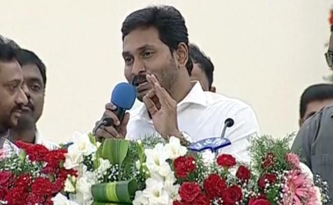 CM YS Jagan Creates Record In Job Creation In AP - Sakshi