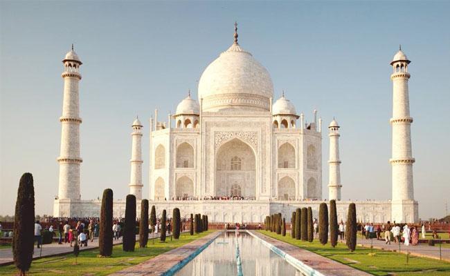 Love Monument Taj Mahal - Sakshi