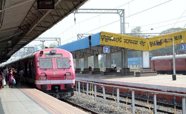 Singareni Passenger Service Restoration In Bhadradri Kothagudem - Sakshi