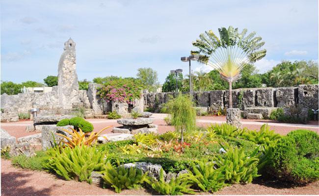 Coral Castle Florida - Sakshi