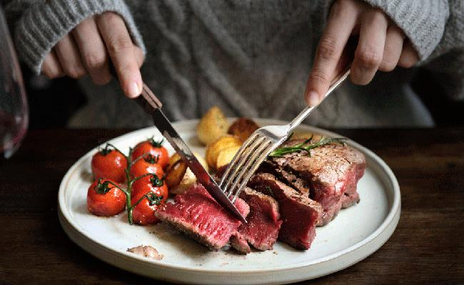 No Need To Cut Out Red Meat: Study - Sakshi