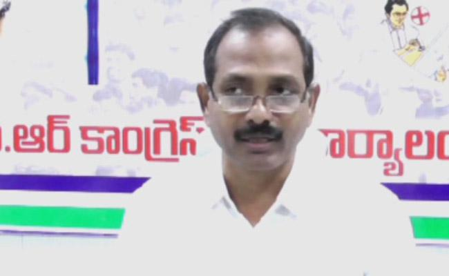 YSRCP MLA Fires On Chandrababu Over Kodela Death Issue - Sakshi