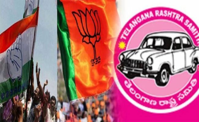 Huzurnagar Nominations Process Ended - Sakshi