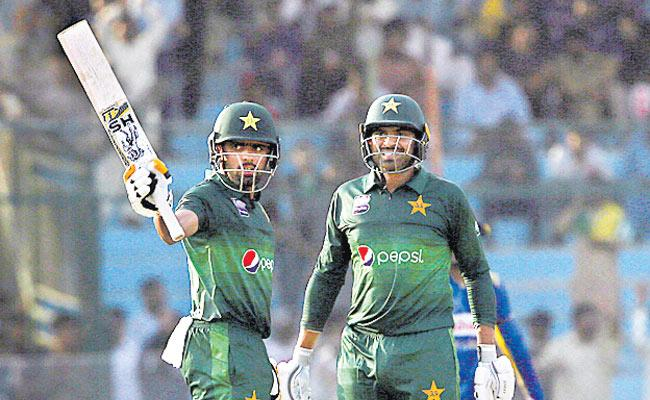 Pakistan Beat Sri Lanka By 67 Runs In 2nd ODI At Karachi - Sakshi