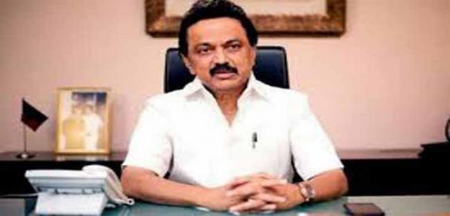 DMK Urged Pm To Make Tamil The Official Language - Sakshi