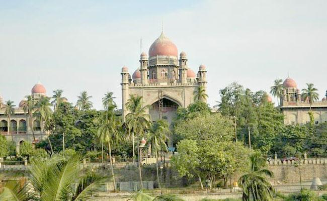 Telangana High Court Orders Against Demolition of Secretariat - Sakshi