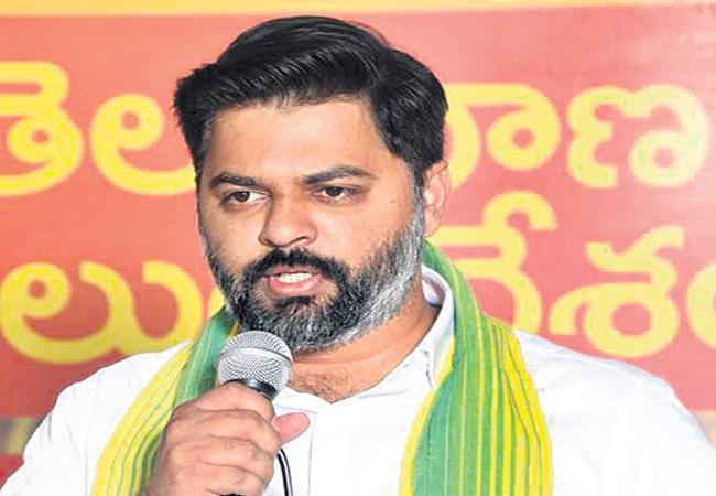 Veerender Goud Join BJP In Rangareddy - Sakshi