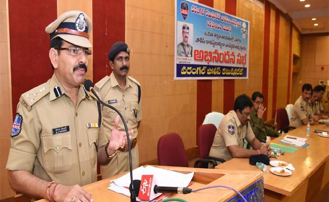 Fruitful Results With Sumarg Free Coaching Says Warangal Police Commissioner - Sakshi
