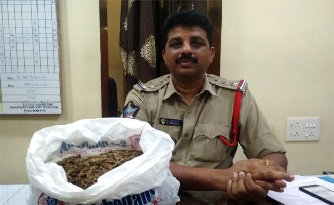 Ganja Has Found In Engineering Student Room In Rajam - Sakshi