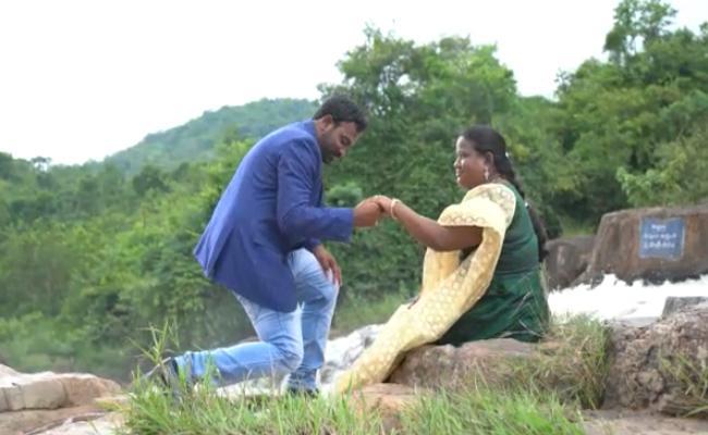 Goddeti Madhavi Pre Wedding Video Shoot - Sakshi