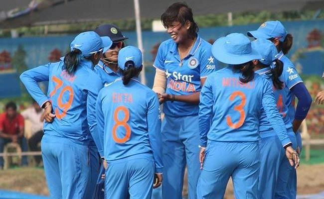Womens Cricket: Team India Beat South Africa By 8 Wickets - Sakshi