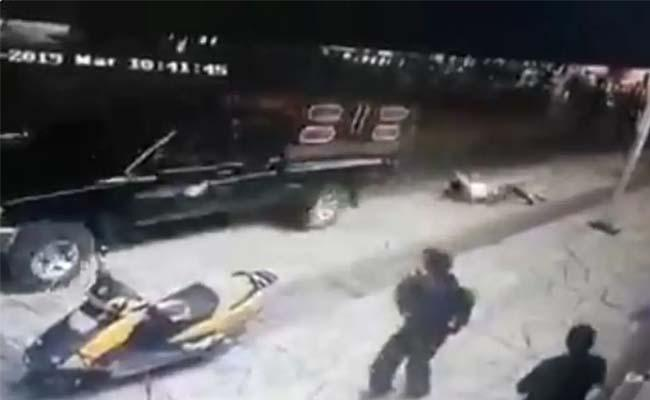 Mexican mayor tied to truck, dragged through city for not fulfilling campaign promises - Sakshi