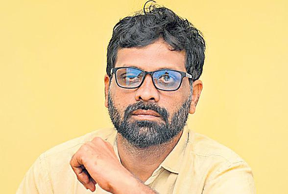 RDX Love Movie Director Shankar Bhanu Interview - Sakshi