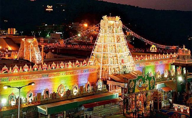 Special days Of October Month At Tirumala Temple - Sakshi