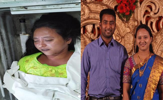 Suspicious Death Of Women In Chennur Adilabad - Sakshi