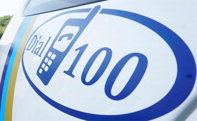 People Trust Dial 100 Service in Hyderabad - Sakshi