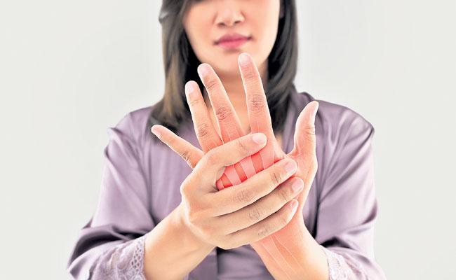 Arthritis Can Lead To Many Different Types Of Complications - Sakshi