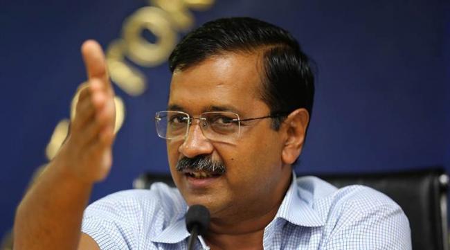Arvind Kejriwal denied political clearance to attend climate - Sakshi