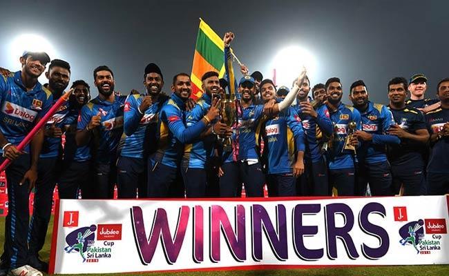 Sri lanka Whitewash Number One Pakistan In T20 Series - Sakshi