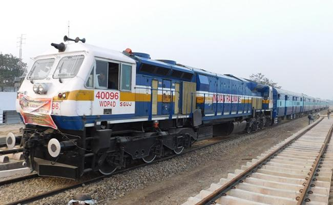 Special Trains From Secunderabad to Kakinada - Sakshi