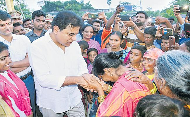 Change in villages with youth participation - Sakshi