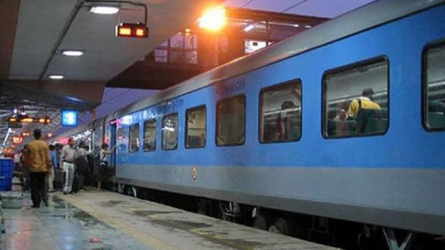 Centre Starts Process To Privatise Railway Stations And Trains - Sakshi