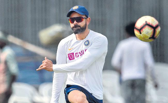 India And South Africa Ready For The Second Test - Sakshi