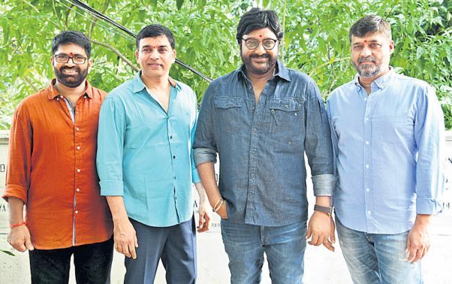 VV Vinayak Seenayya Movie Launch - Sakshi