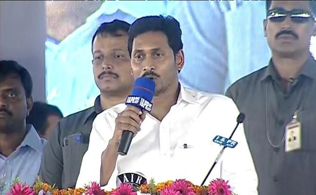 CM Ys Jagan Mohan Reddy Speech At Anantapur Public Meeting - Sakshi