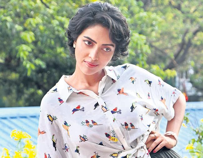 Amala Paul goes BOLD once again after Aame - Sakshi