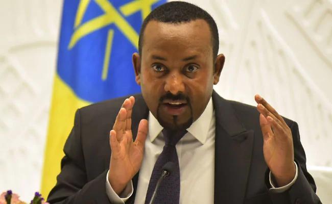 Nobel Peace Prize To Ethiopian PM Abiy Ahmed Ali - Sakshi