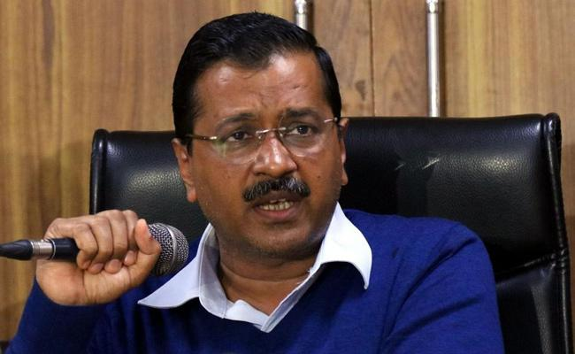 MEA Denies Permission To Arvind Kejriwal To Attend Climate Summit - Sakshi