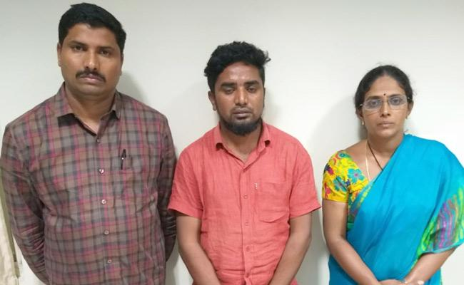 Three More Arrested In ESI Scam - Sakshi