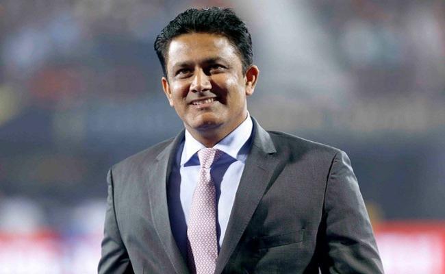 Anil Kumble Appointed As Kings Punjab Head Coach - Sakshi