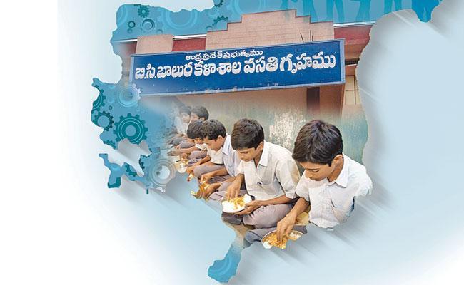 Welfare Education Is The Highest Priority In  Andhra Pradesh - Sakshi