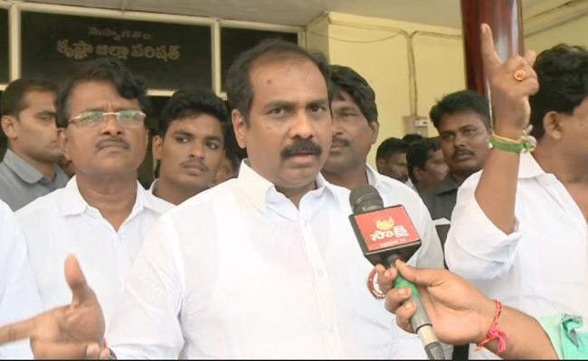 Minister Kurasala Kannababu Comments On TDP - Sakshi