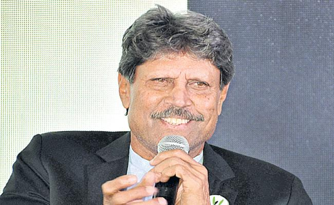 India Pace Attack Is Best In The World Says Kapil Dev  - Sakshi