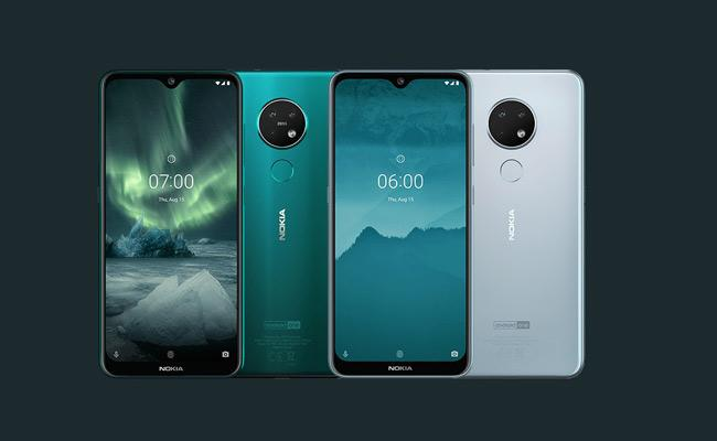 Nokia 6.2 With Triple Rear Cameras Launched in India - Sakshi
