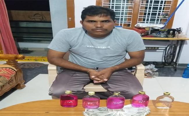 ACB Focuses On Corruption Of Joint Mahabubnagar District Police - Sakshi