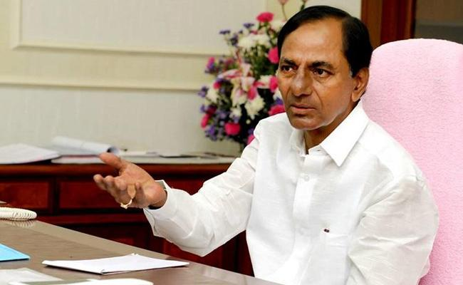 CM KCR Conduct Review Meeting On TSRTC Strike - Sakshi