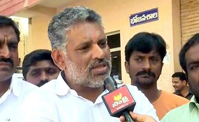 Chevireddy Bhaskar Reddy Responds About Comments Chiranjeevi In Social Media - Sakshi