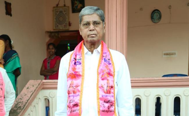 EX MLA Gundeboina Ramamurthy Yadav Died In Nalgonda - Sakshi