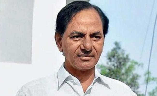 KCR Going to Gulf Tour for Migrate Workers - Sakshi