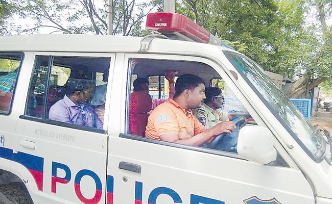OU Professor Jagan Under Remand For 14 Days - Sakshi