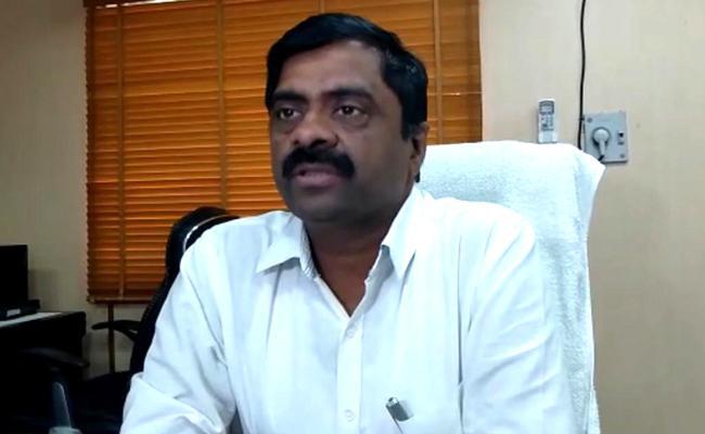 Vice Chancellor Investigated Over Molestation At Nannaya University - Sakshi